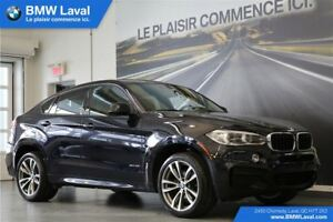 2015 BMW X6 xDrive35i GROUPE DE LUXE, GROUPE M SPORT