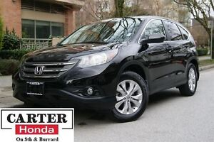 2014 Honda CR-V EX-L + LEATHER + AWD + 6 YRS/120,000KMS CERTIFIE