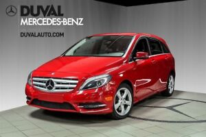2013 Mercedes-Benz B-Class B250 Sports Tourer + Camera recul + X