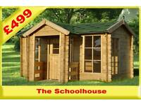 Playhouse heavy duty