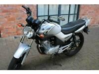 Yamaha YBR 125cc {£850 O.N.O}