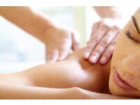 Qualified Female Massage Therapist