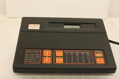 Hanna Instruments 8521 Microprocessor Bench-top Ph Meter Tested. Sku 96037