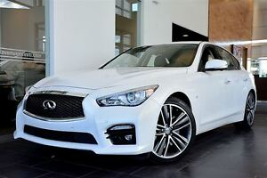 2014 Infiniti Q50 **sport, GPS , tech, full**
