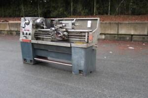 COLCHESTER Master 2500 Gap Bed Lathe
