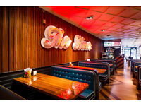 Waiters and Bartenders wanted for The Diner, immidiate start, great benefits