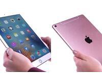 Apple iPad Pro rose gold 32gb wifi & sim