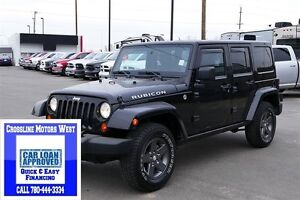2012 Jeep WRANGLER UNLIMITED Rubicon | Under Armored OFF ROAD LE