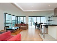 # Amazing 1 bed opposite Canary Wharf available now on the 24th floor - call now!!