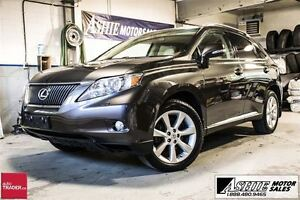 2010 Lexus RX 350 TOURING NAV! LEATHER! ROOF!