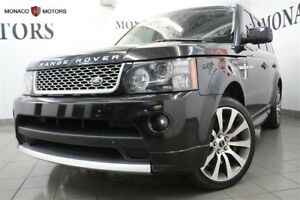 2013 Land Rover Range Rover Sport AUTOBIOGRAPHY SUPERCHARGED NAV
