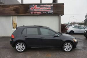 2015 Volkswagen Golf 1.8 TSI Highline AUTO CUIR/TOIT/MAGS 64 600