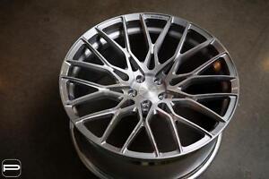 "22"" PUR Wheels - Porsche Cayenne / Audi Q7 / VW Touareg / G Wagen FL25"