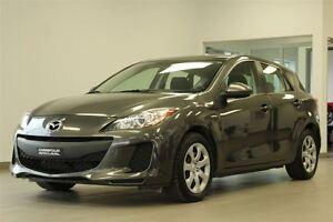 2013 Mazda MAZDA3 GX*SPORT*A/C*DEMARREUR/GARANTIE/JAMAIS*ACCIDEN