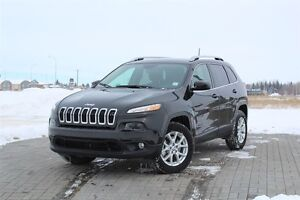 2016 Jeep Cherokee NORTH* 4WD* COLD WEATHER GROUP*