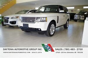 2010 Land Rover Range Rover HSE LOADED REAR DVD
