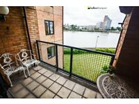 Exceptionally Well Located 1Bedroom Flat Presented In Good Condition - Views Over The River Thames