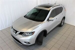 2014 Nissan Rogue SL AWD, PREMIUM, CUIR, TOIT PANO, BLUTOOTH West Island Greater Montréal image 6