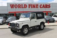 2000 Land Rover Defender 90 TD5 Convertible Top