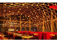 Kitchen Porters required for Sushi Samba