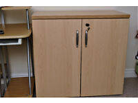 Office Cupboard Cabinet, premium quality, commercial grade, stationary desk filing computer storage