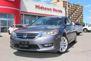 2015 Honda Accord Touring - Nav, Leather, Front and Rear Heated