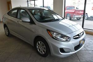 2013 Hyundai Accent GL AUTOMATIC WITH AIR CONDITIONING