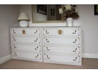 LOUIS-STYLE CHEST OF DRAWERS