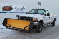 1999 FORD F-250 S.CAB PELLE À NEIGE