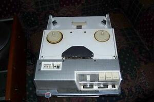 YOUR CHOICE OF TWO  REEL TO REEL TAPE PLAYERS RECORDERS London Ontario image 2