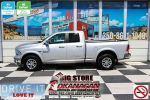 2014 Ram 1500 Laramie, No Accidents, Not Smoked In, One Owner, M