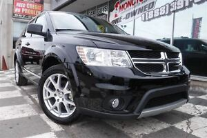 2016 Dodge Journey SXT/Limited | Sunroof | Blue-ray