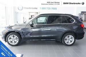 2014 BMW X5 Xdrive35d Luxury Line- CERTIFIÉ
