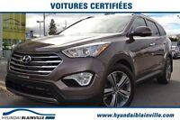 2013 Hyundai Santa Fe XL LIMITED AWD(4X4),MAGS,CUIR,NAVIGATION,C