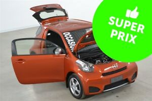 2014 Scion iQ Bluetooth+Gr.Electrique+Air Automatique Bas Km !!!