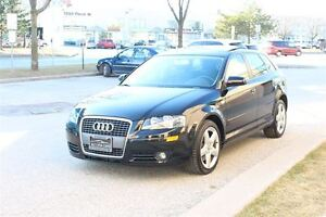 2007 Audi A3 2.0T Sportback/ PANORAMIC ROOF / CERTIFIED