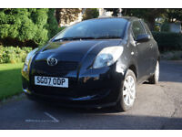 Toyota Yaris, great drive, very low mileage, privately owned, new MOT when you buy