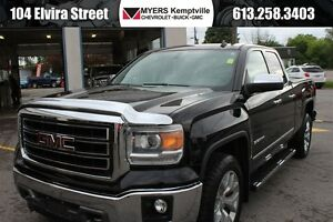 2014 GMC Sierra 1500 SLT Navigation and 20 Chrome Wheels