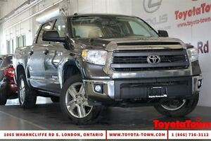 2014 Toyota Tundra DEALER SERVICED 4X4 CREWMAX 5.7L TRD OFFROAD