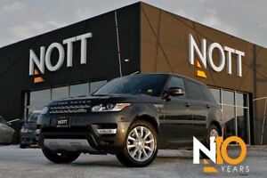 2014 Land Rover Range Rover Sport HSE, Supercharged V6, Pano Roo