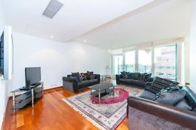 VACANT! - FULLY FURNISHED 3 BEDROOM 2 BATHROOM APARTMENT - ST JOHNS WOOD! UNDERGROUND PARKING NW8