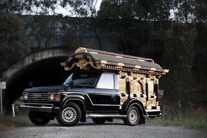 FJ60V Japanese ornate hearse Toyota Landcruiser 1981 Stunning! Springwood Logan Area Preview