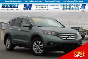 2013 Honda CR-V Touring AWD*NAV SYSTEM,BACKUP CAMERA*