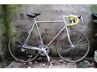 PEUGEOT PX10-DU Mk1 VITUS 979. 23.5 inch, 60 cm. Not 531. Vintage racer racing road bike, Campagnolo