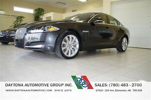 2014 Jaguar XF SUPERCHARGED ALL WHEEL DRIVE
