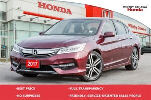 2017 Honda Accord Touring | Automatic
