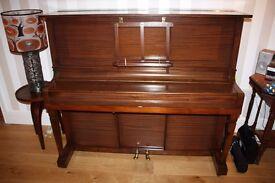 Pianola (Aeolian Play Piano) restored.