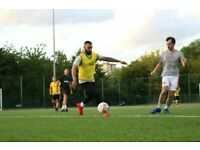 Looking for extra players to join our casual football games in Putney