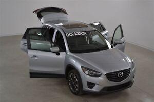 2016 Mazda CX-5 GT 4WD GPS*Cuir*Toit*Bluetooth*Camera Recul