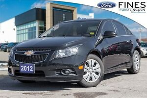 2012 Chevrolet Cruze LT Turbo - FUN & FUEL EFFICIENT!